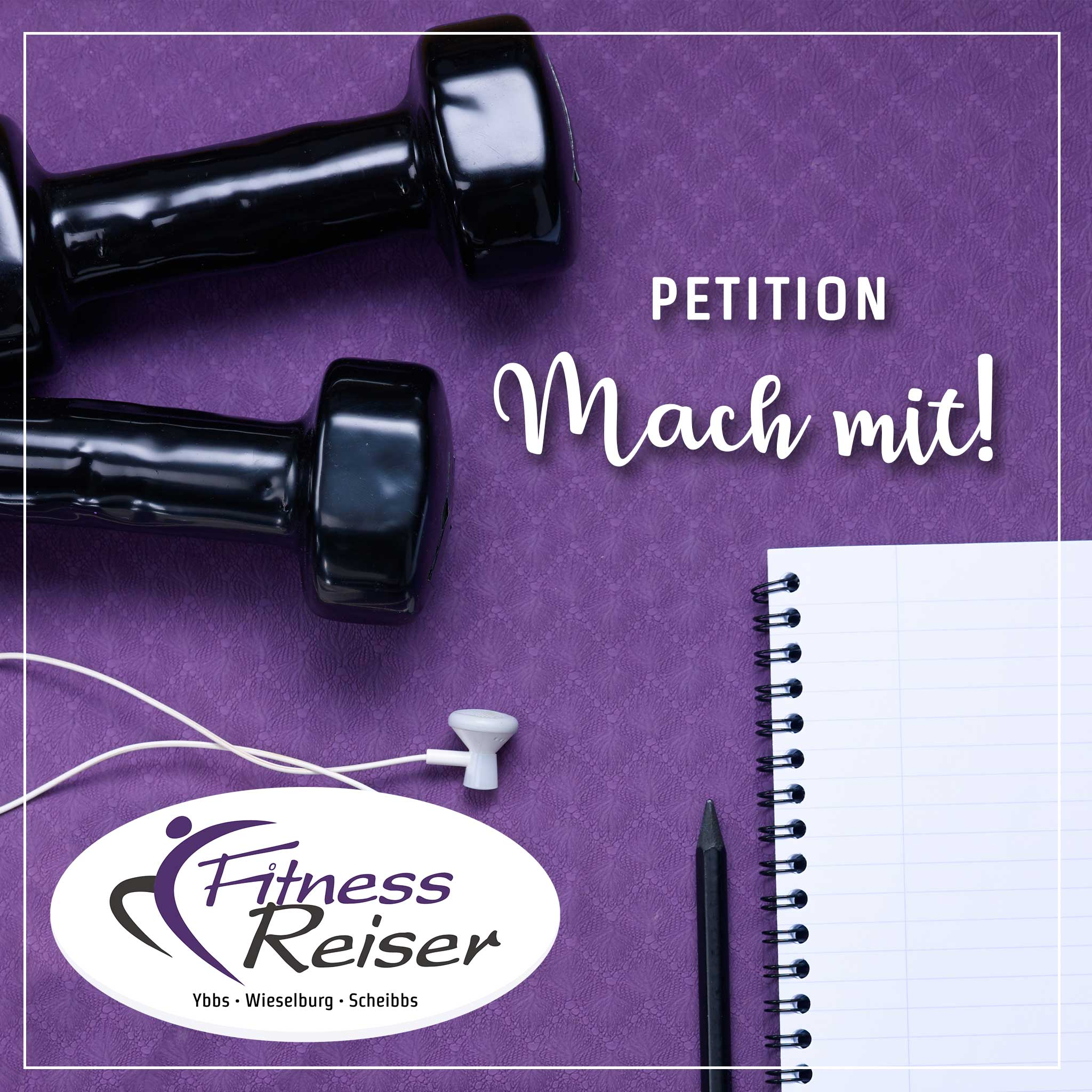 Petition - Fitness Reiser