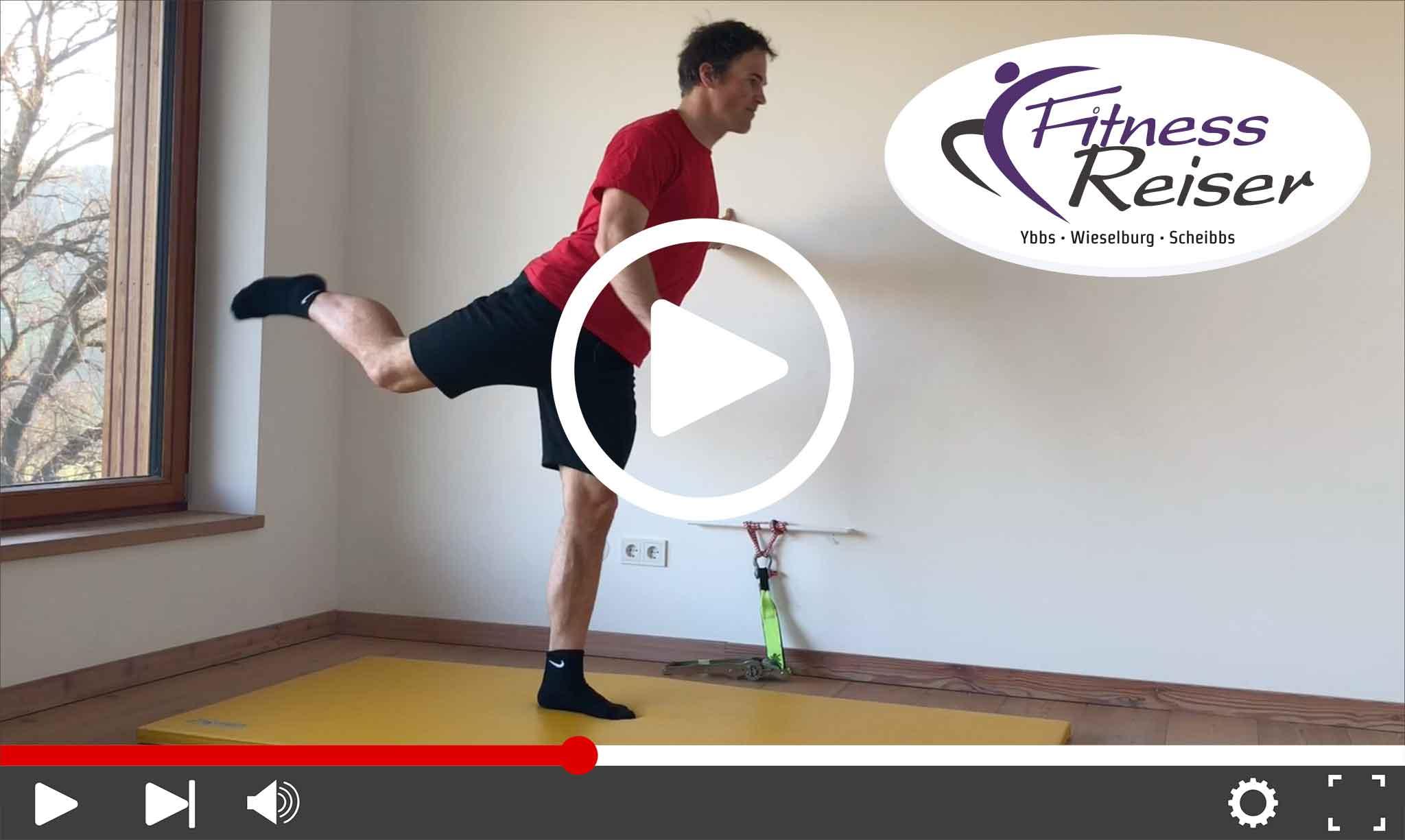 Video - Faszienübungen: Schwunggymnastik (Fitness Reiser GmbH)
