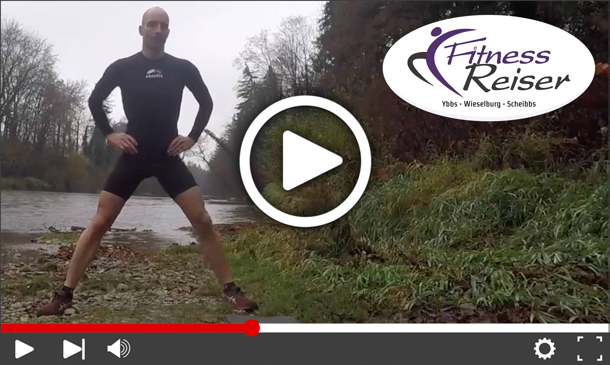 Video: Outdoor-Zirkeltraining mit Thomas - Fitness Reiser