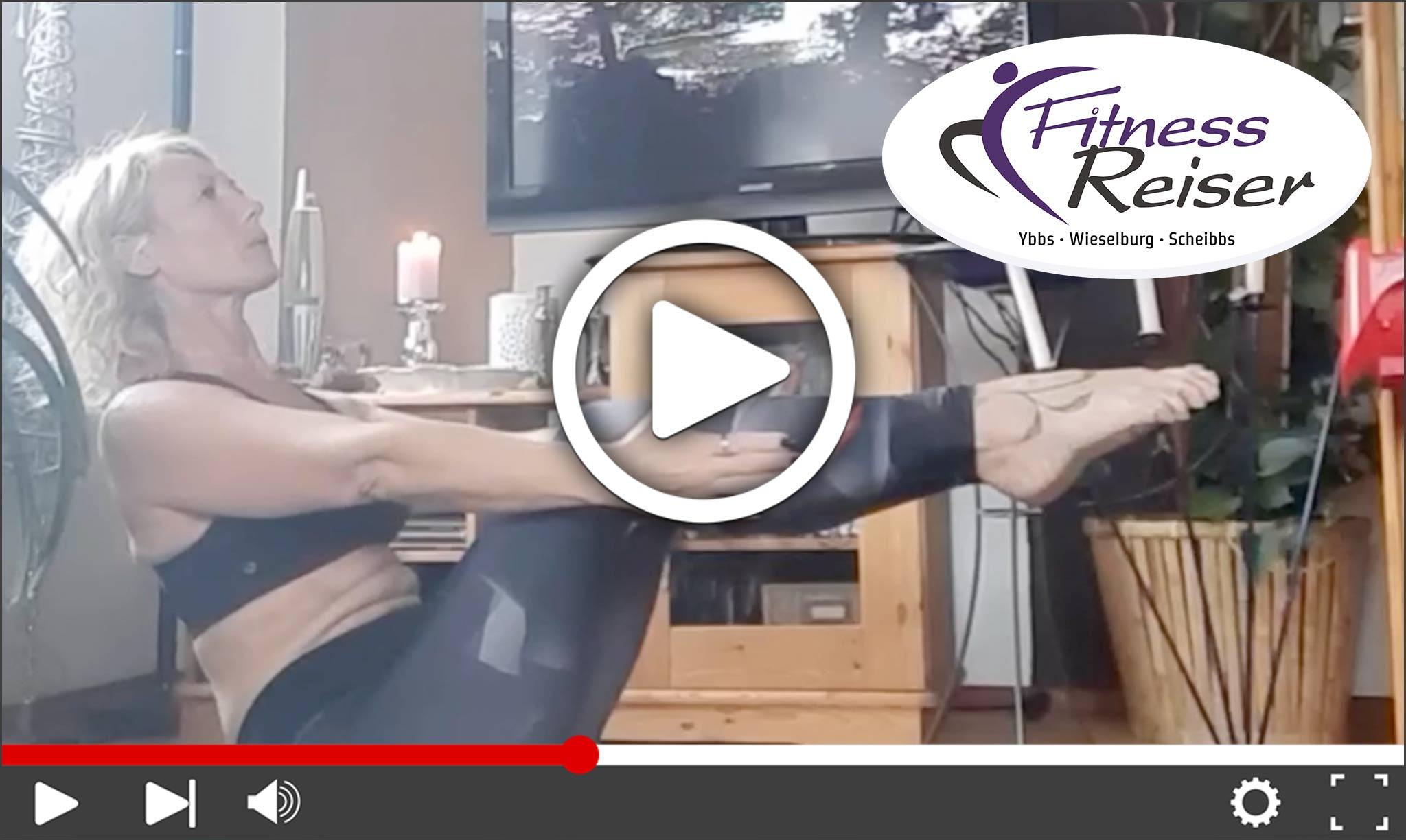 Yogamoves mit Astrid - Fitness Reiser
